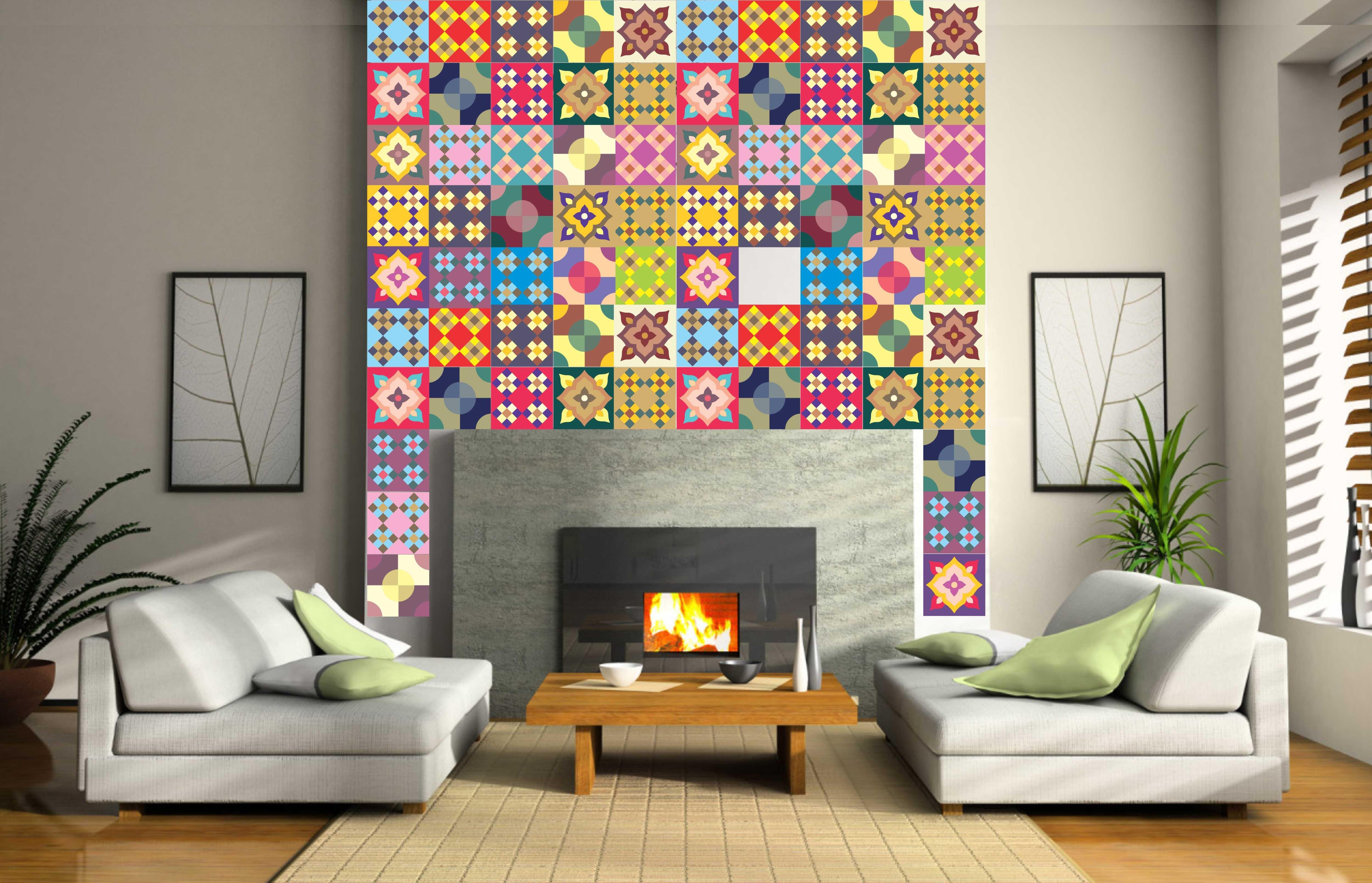 Adesivos para azulejos 3