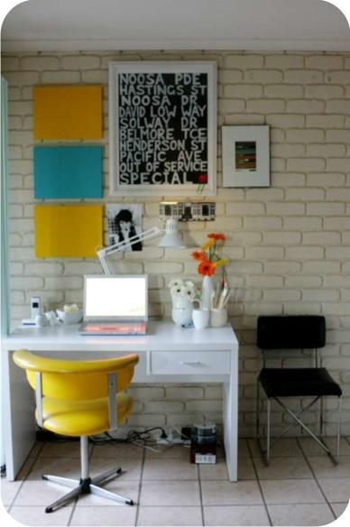 amarelo na decoração 3