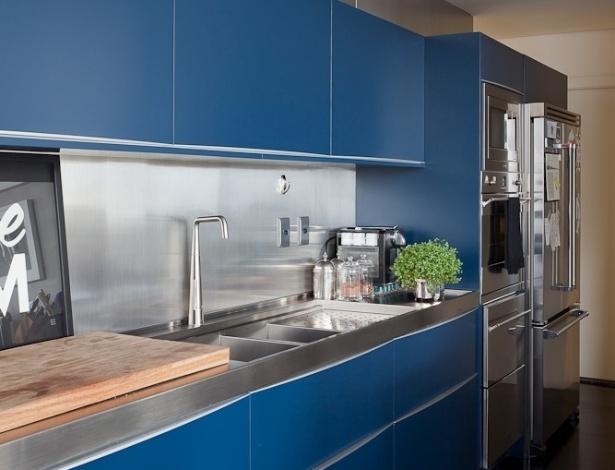 Inox na cozinha 4