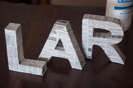 Letras decorativas 7