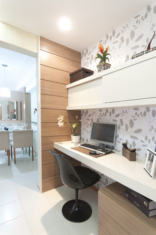 Home Offices decorados 7