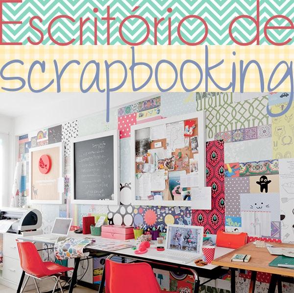Scrapbook no home office 9