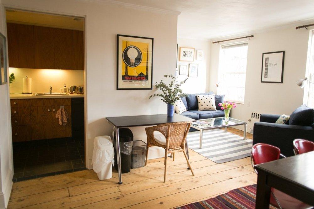 Apartamento aconchegante 12