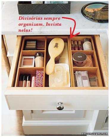 Dicas para organização da casa 9