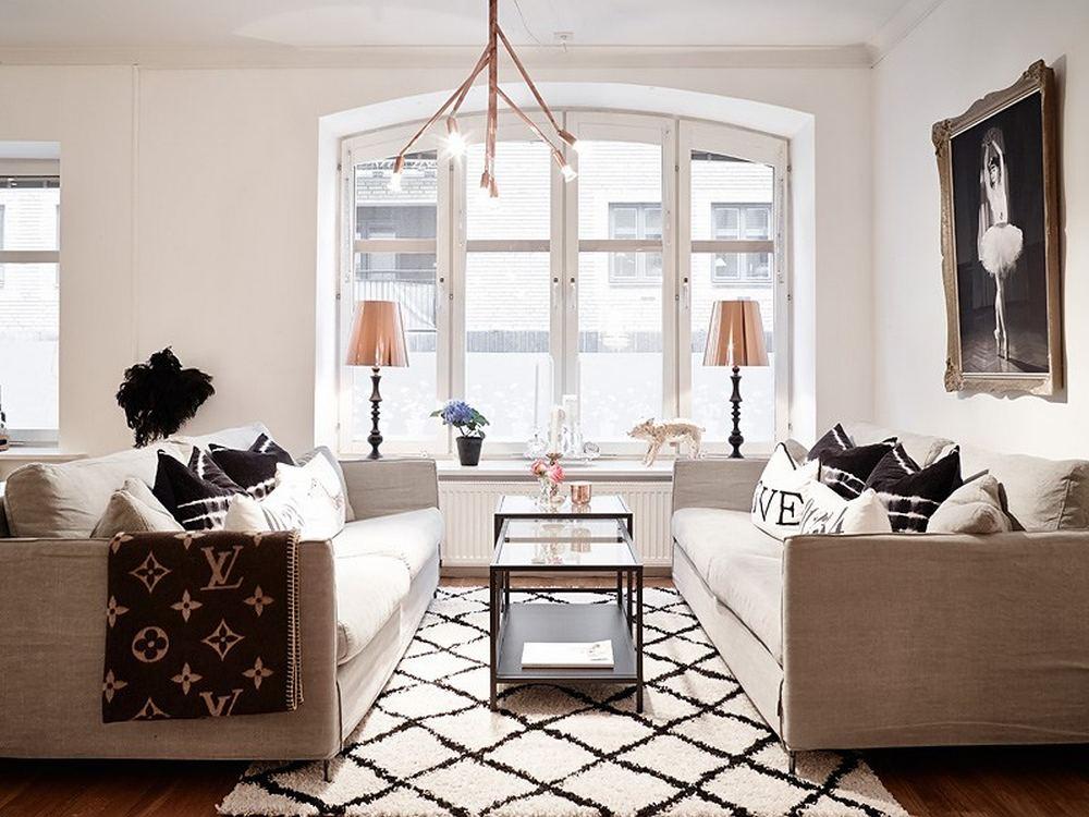 Decoração de apartamento minimalista 9