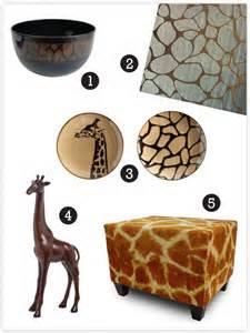 estampa de girafa 2