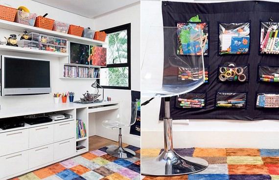 Organizar o quarto das crianças 2