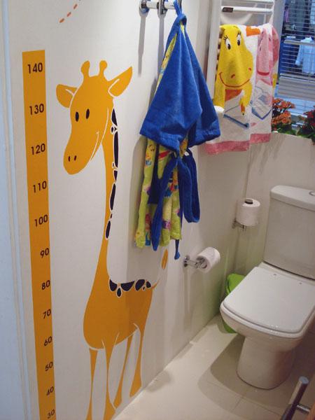 Decoração de banheiro infantil 2