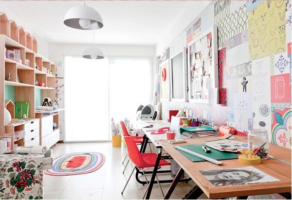 Scrapbook no home office 4
