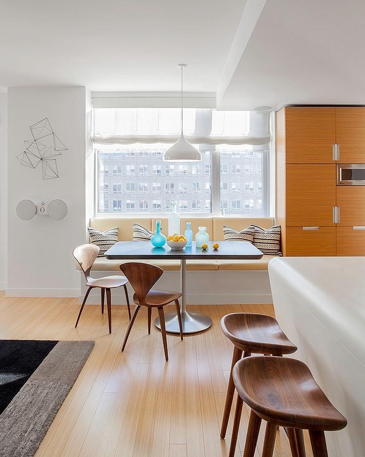 Apartamento de solteiro decorado 4