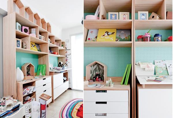 Scrapbook no home office 5