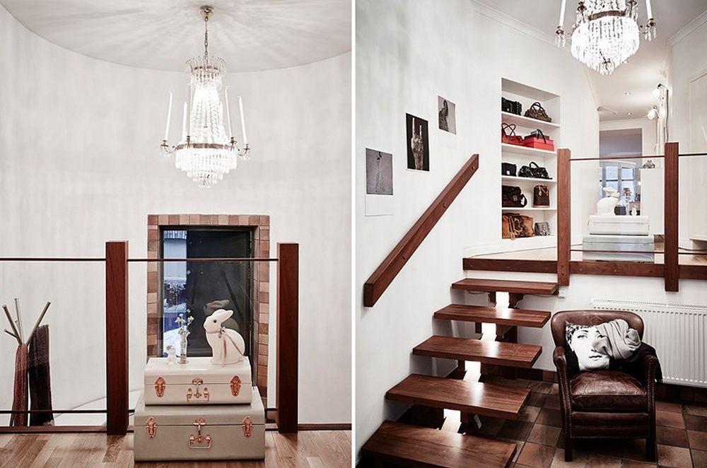 Decoração de apartamento minimalista 6