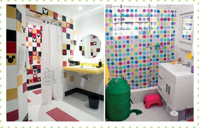 Decoração de banheiro infantil 6