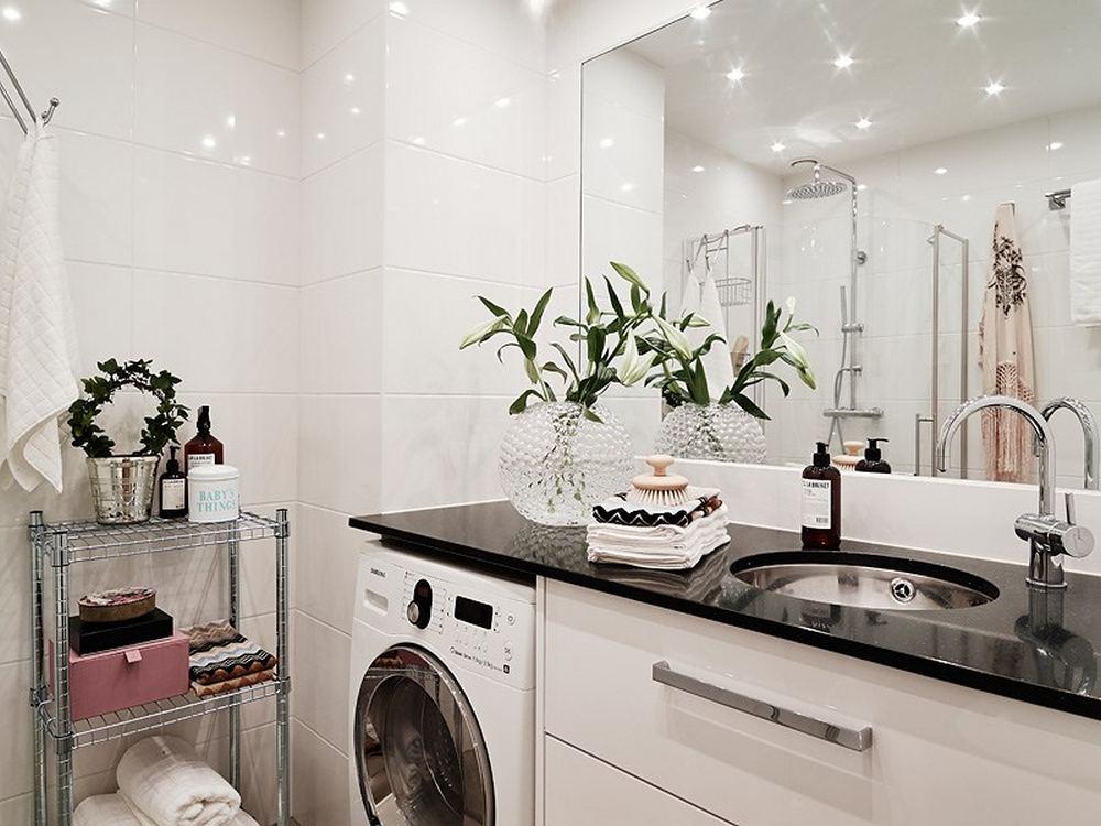 Decoração de apartamento minimalista 7
