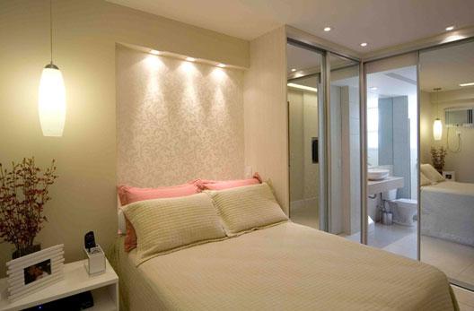 Iluminação no quarto 9