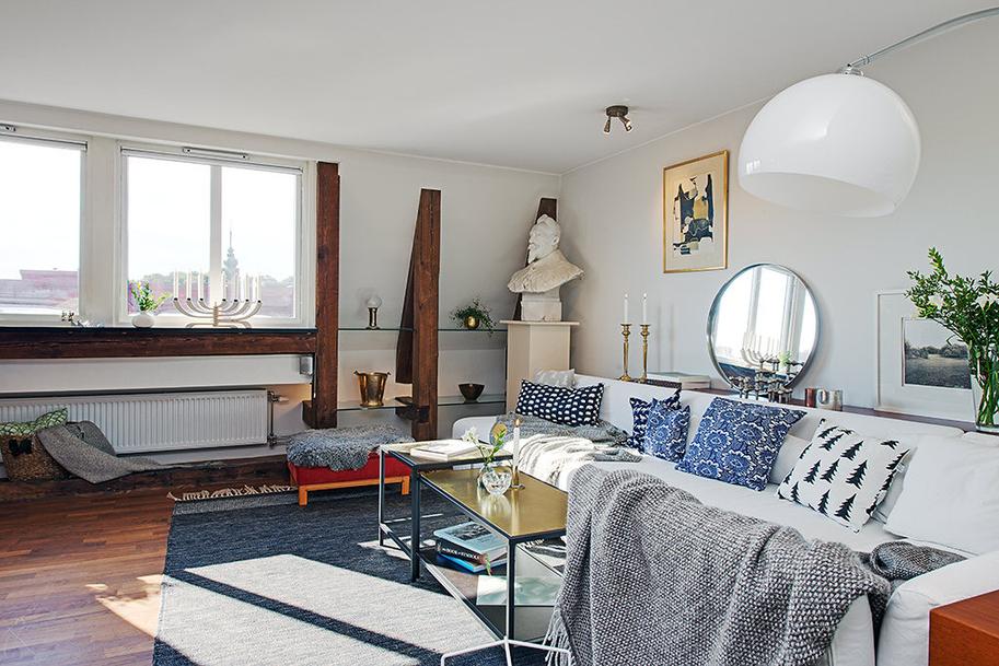 Apartamento decorado 12