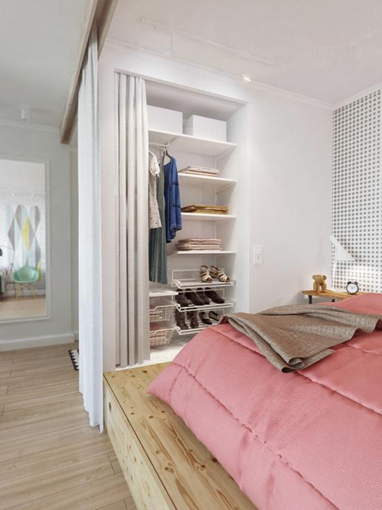 Apartamento pequeno 4
