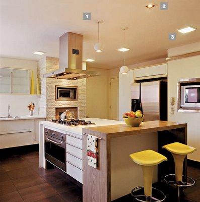 Cozinha com ilha 4