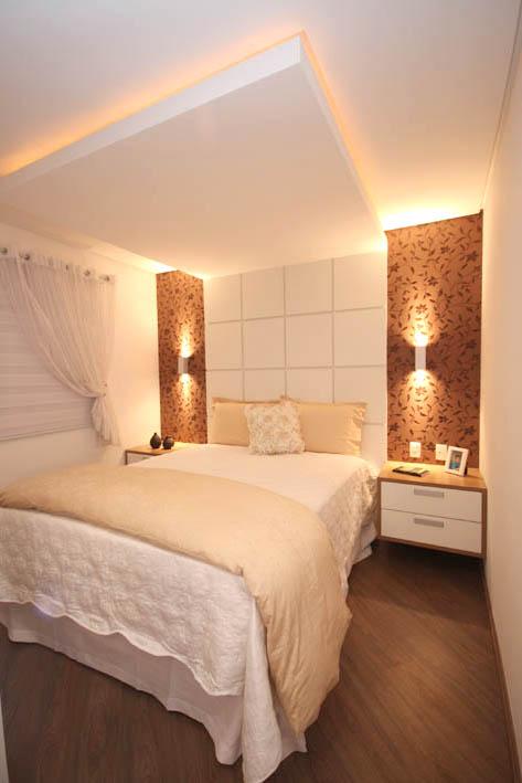 Iluminação no quarto 5