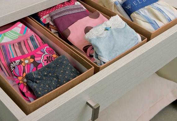 Como organizar o armário 7