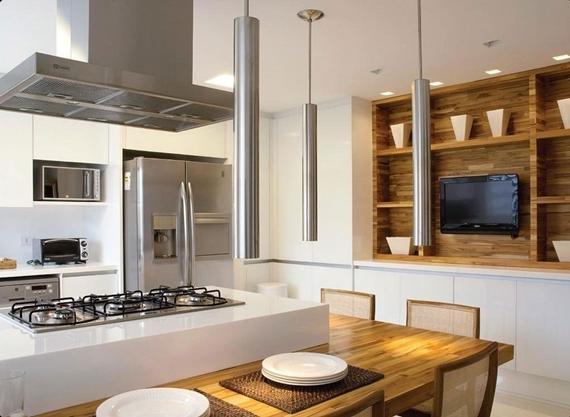 Cozinha com ilha 7
