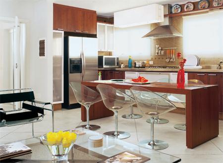 Cozinha americana 8