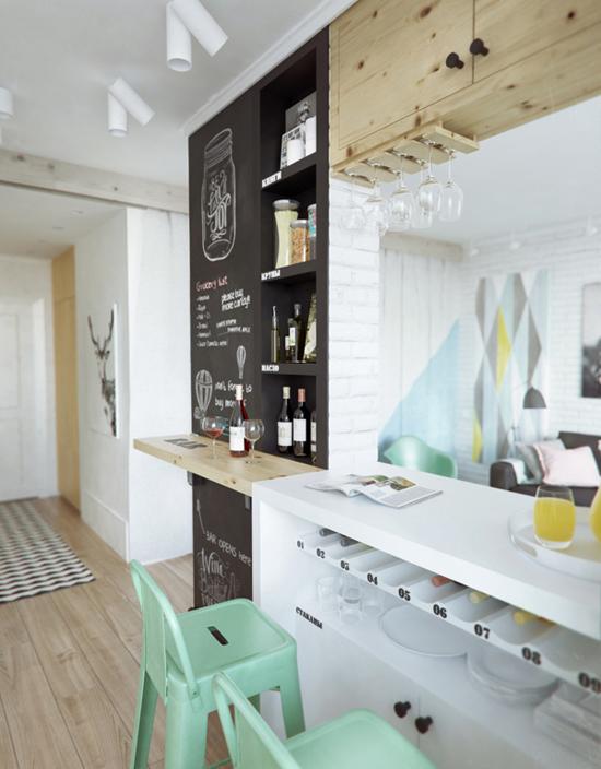 Apartamento pequeno 9