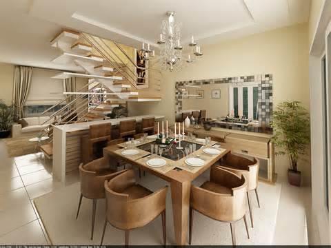 Decorar a sala de jantar 13