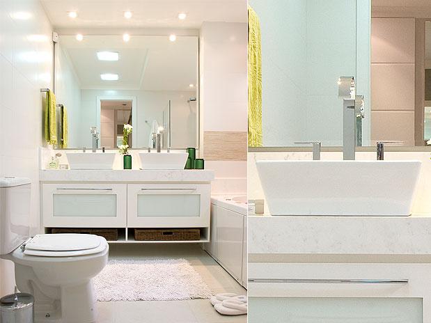 Ideias para banheiro pequeno 1