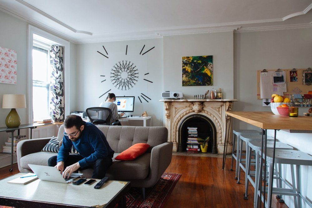 Apartamento eclético 1