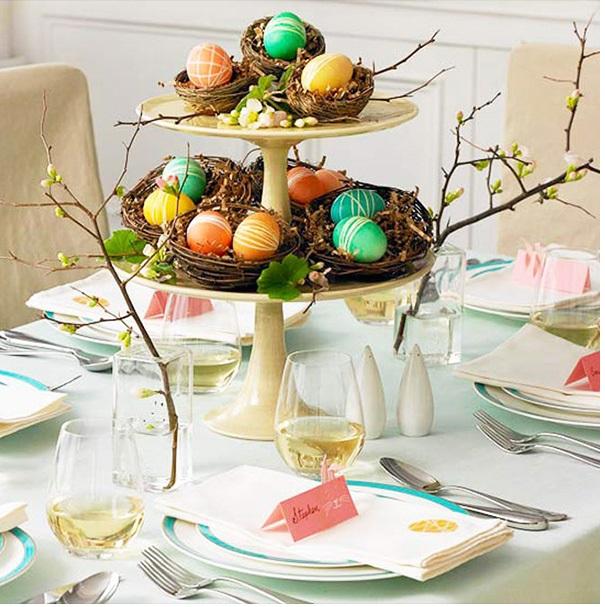 mesa de páscoa 2