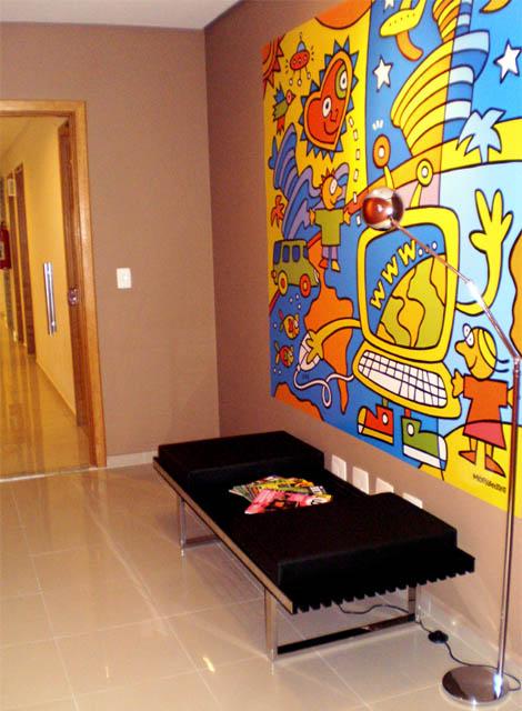 Arte na decoração 2