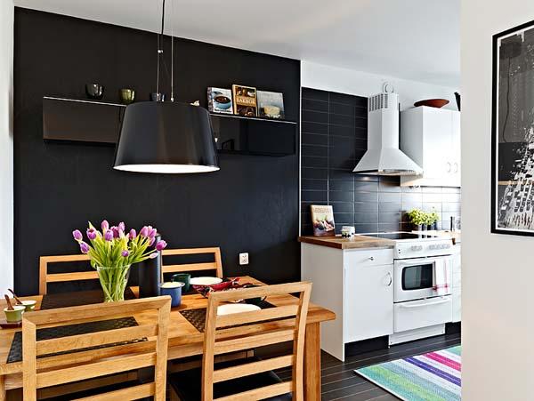 Apartamento pequeno e charmoso 2