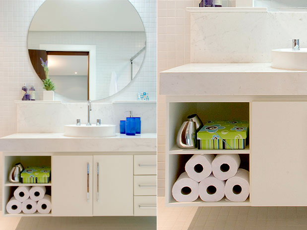 Ideias para banheiro pequeno 3