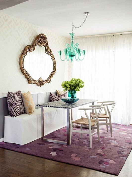 Mesa na decoração 4