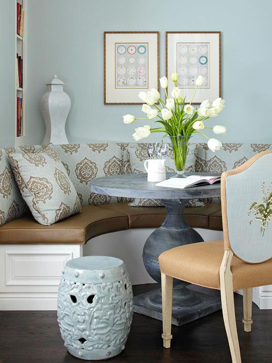 Mesa na decoração 6