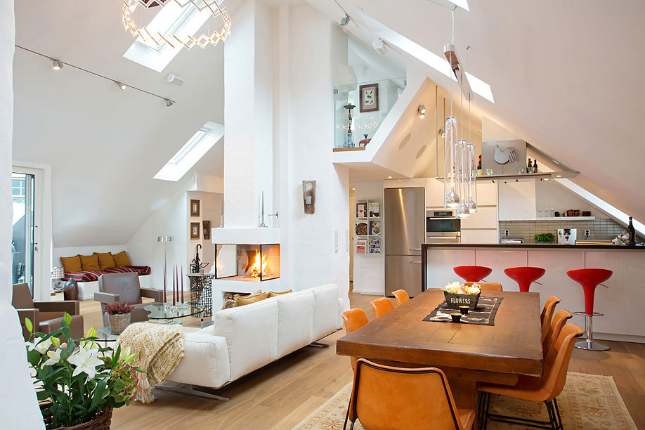 Apartamento decorado simples 6