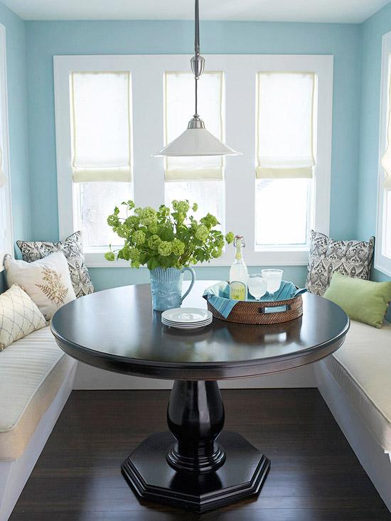 Mesa na decoração 7
