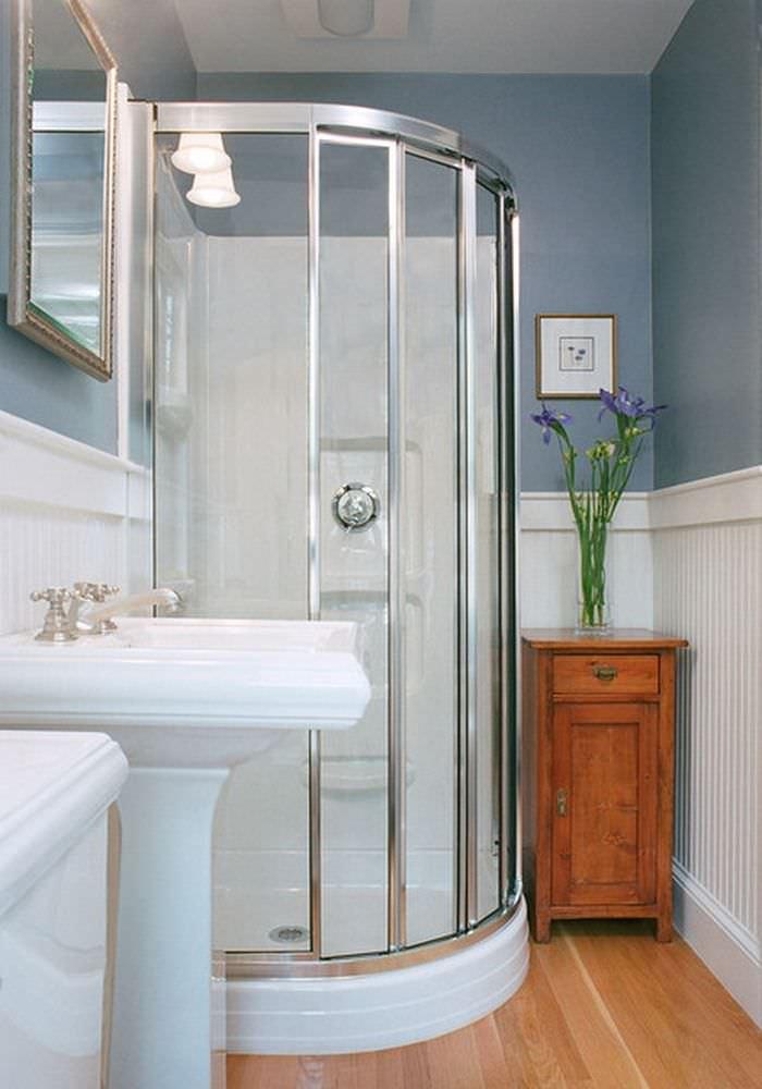 Ideias para banheiro pequeno 7