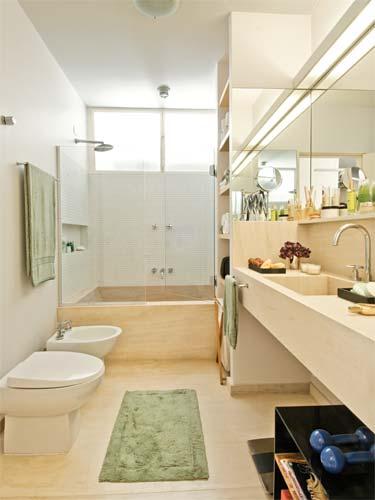 Banheiro decorado e charmoso 7