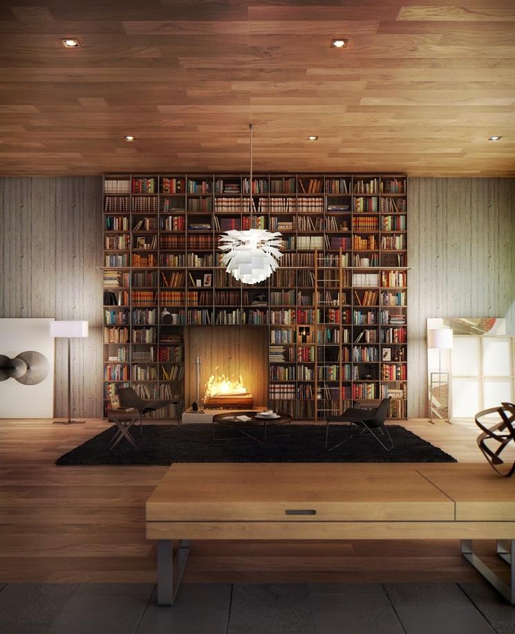Biblioteca em casa 3