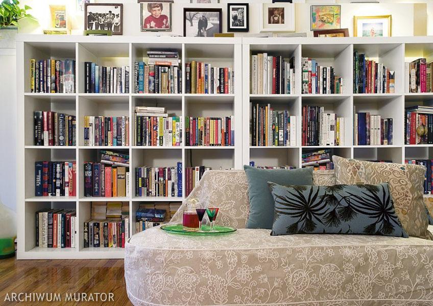 Biblioteca em casa 6