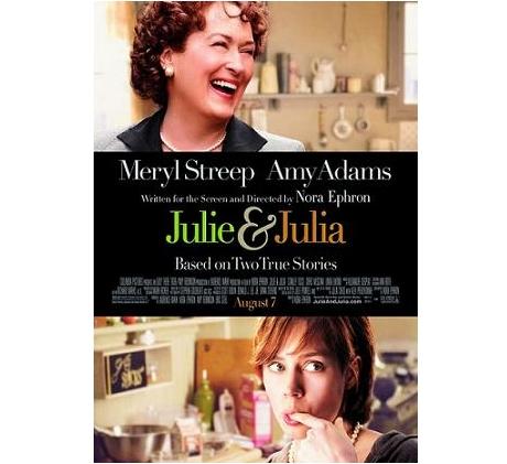 Cinema e Decoração: Julie e Julia