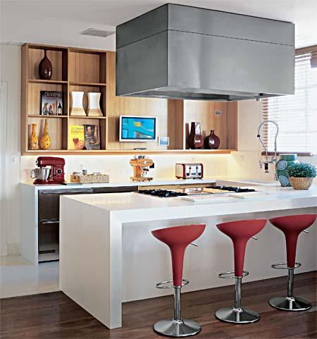 Cozinhas com ilhas