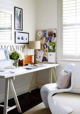 Iluminação no Home Office