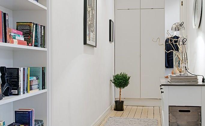 Ideias para decorar o corredor