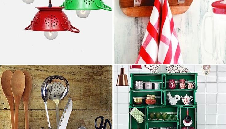 Ideias econômicas para decorar a cozinha 2